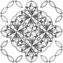Seal of Solomon - Strange Mandala 1-1 by EyeOfHobus
