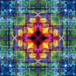 Spirits of the Forest Mandala 1