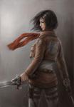 Mikasa Ackerman - Attack On Titan