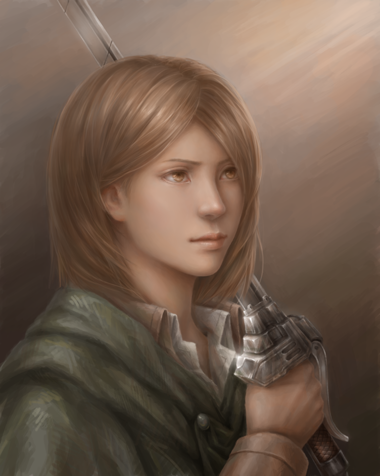 Petra Ral - Attack on Titan by JxbP on DeviantArt