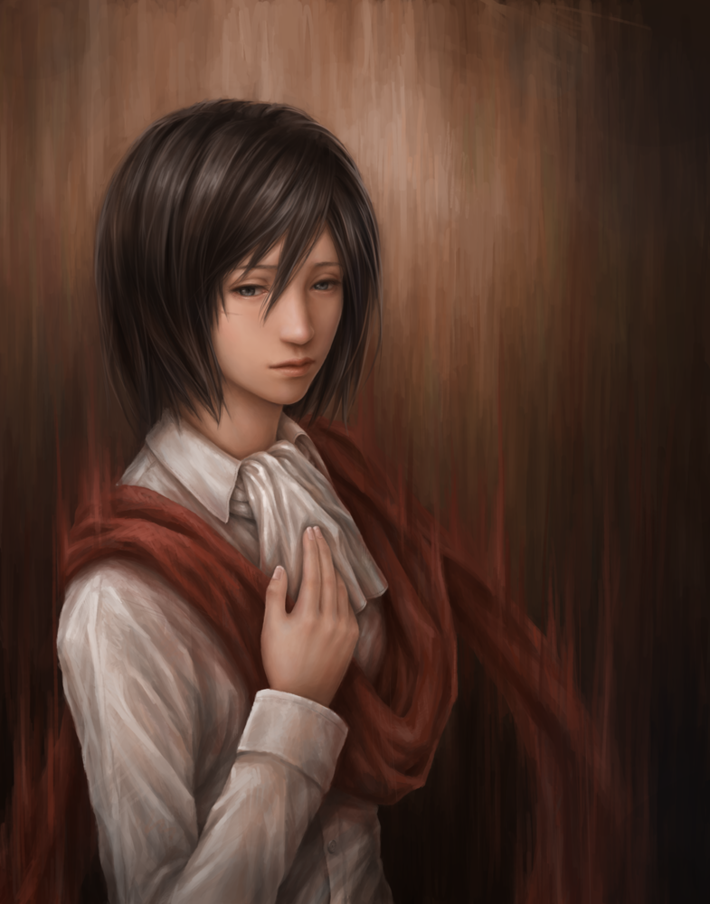Commission Mikasa And Levi By Jxbp On Deviantart