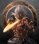 Augus - Asura's Wrath