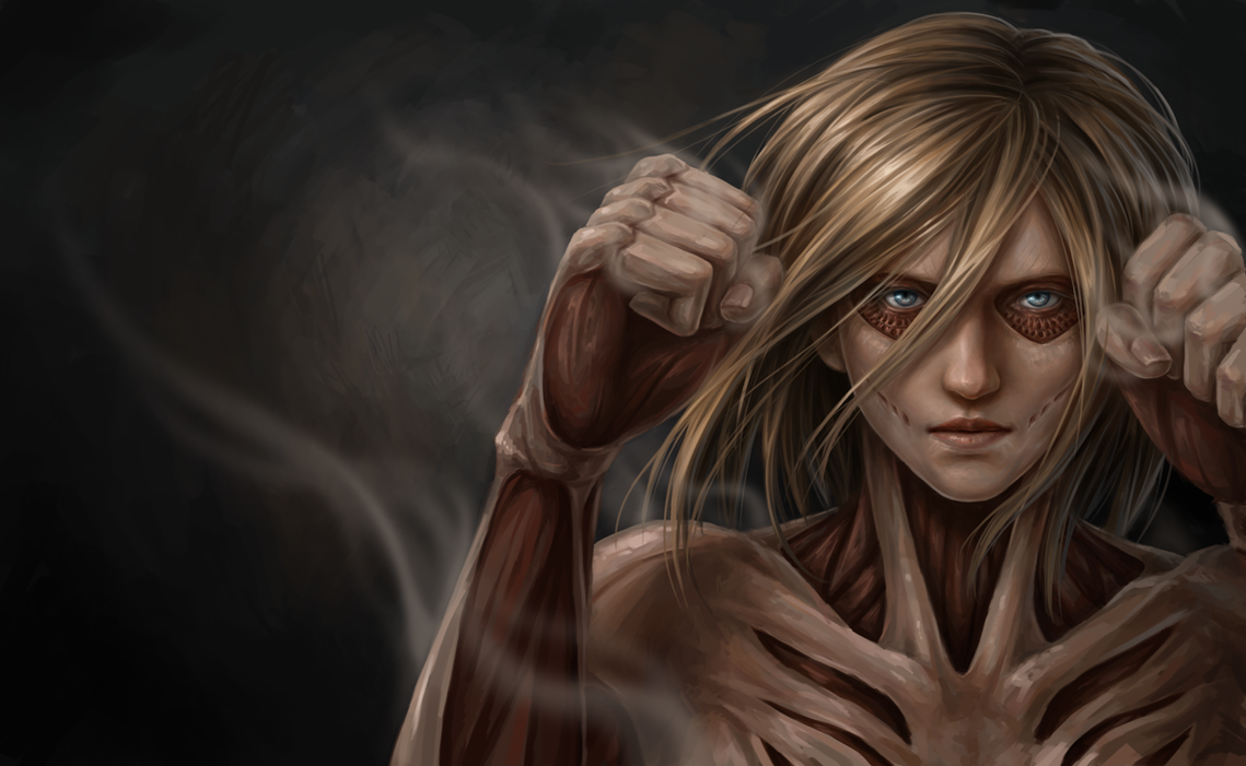 Female Titan by JxbP