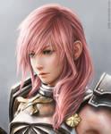 Lightning - FFXIII-2
