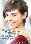 Thalia Grace: Quote#1