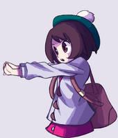 Pokemon Shield/sword trainer