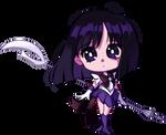 Sailor Saturn chibi