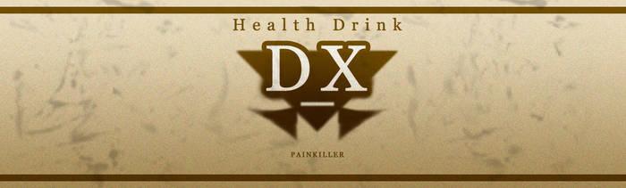 SH Health Drink Label