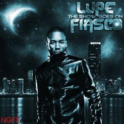 Lupe Fiasco 2011 by nemanjaN92