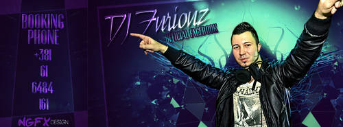 DJ Furiouz Fb Cover by nemanjaN92