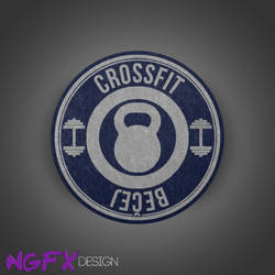 Crossfit-logo by nemanjaN92