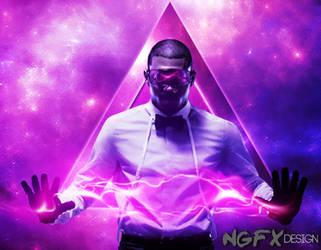 Chris Brown Manip by nemanjaN92