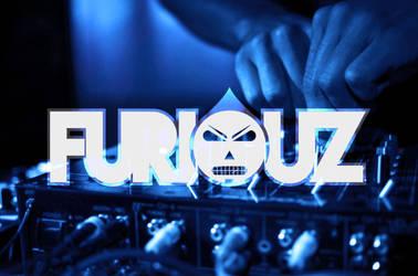 Dj Furiouz Logo by nemanjaN92