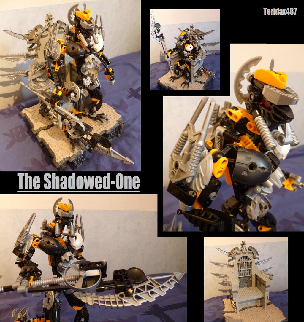 [MOC] Et si on refaisait les Chasseurs de l'Ombre ? - Page 3 The_shadowed_one_by_teridax467-d68ff6z