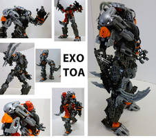 Exo-Toa Revamp (with building instructions) by Teridax467