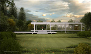 Farnsworth House by PGDsx
