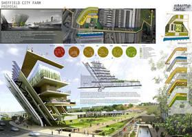 Sheffield City Farm - Proposal by PGDsx
