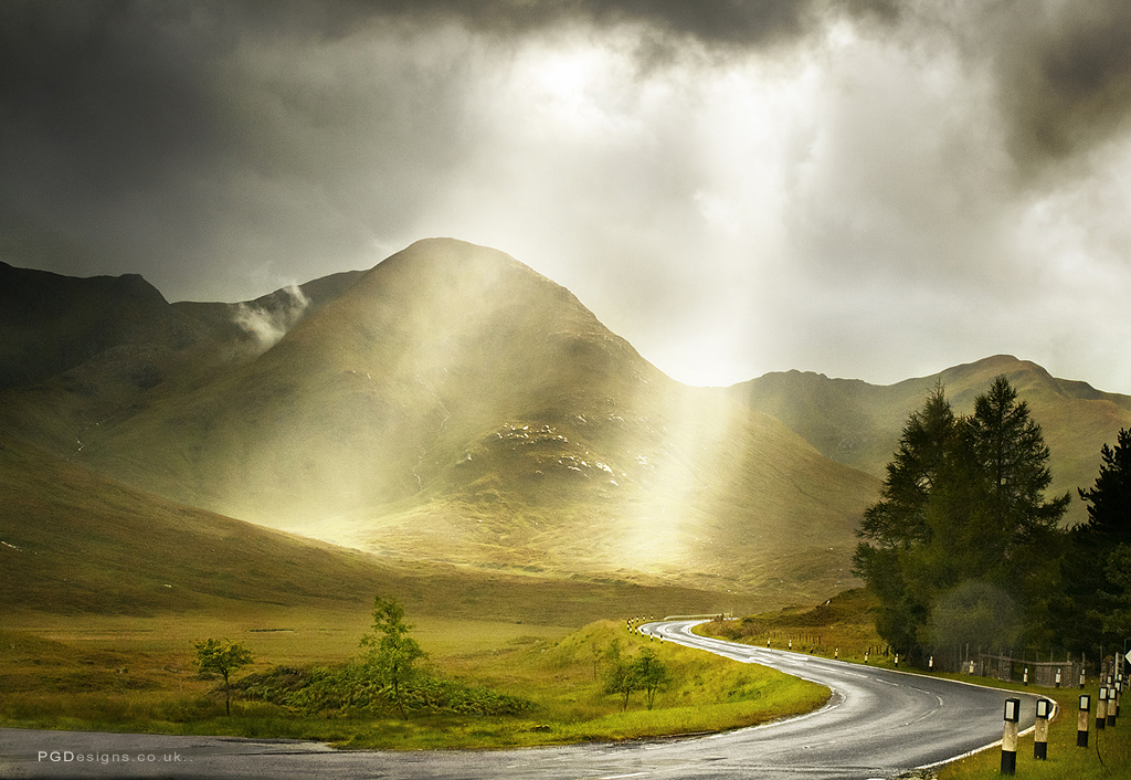 Heavenly Highlands by PGDsx
