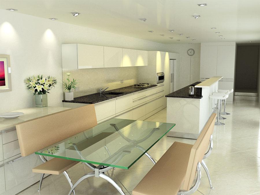 Kitchen by PGDsx