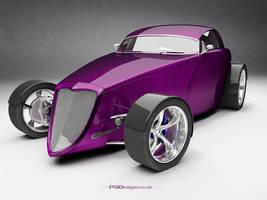 Hi-tech Hotrod by PGDsx
