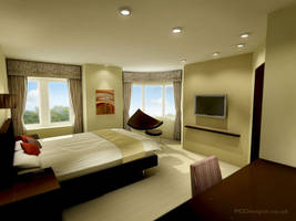 hotel room by PGDsx