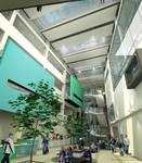 Atrium, colour