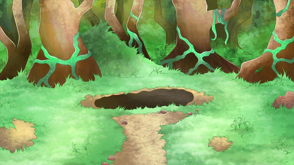 Background: Forest by ViviNoSekai