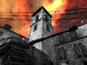 Blitzkrieg by brojanowski