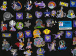 Figment pin collection