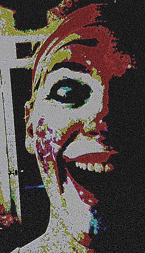Clown at your door by ciphersilva