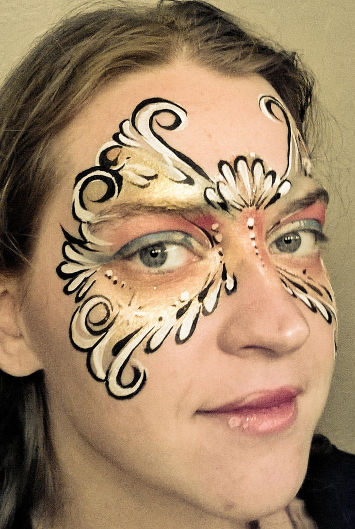 The mask by ciphersilva