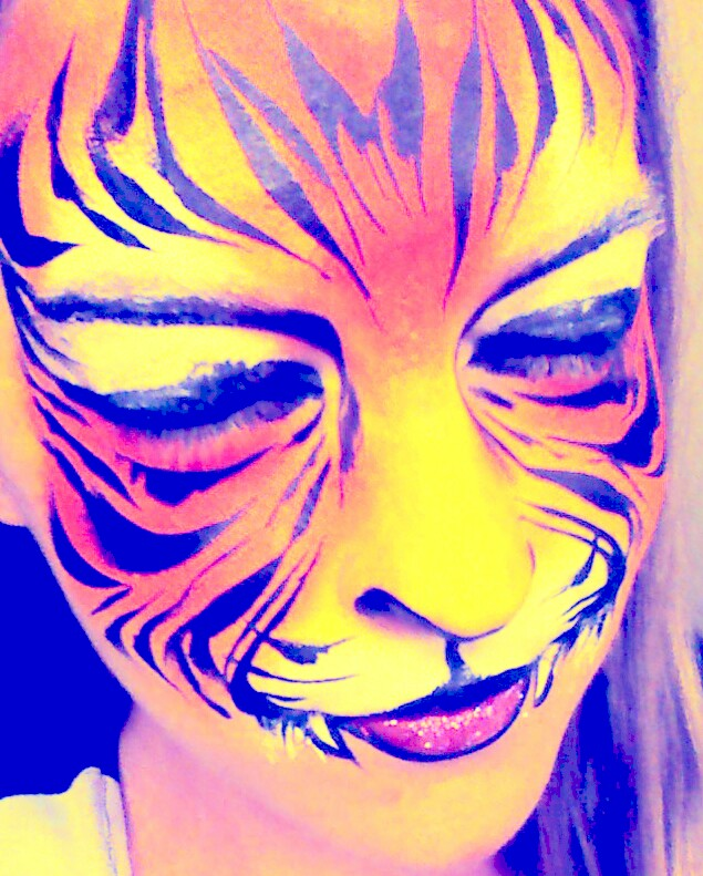 Tiger light by ciphersilva