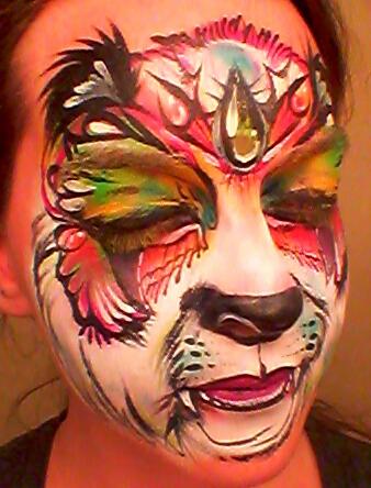 Evil Royal panda fairy by ciphersilva