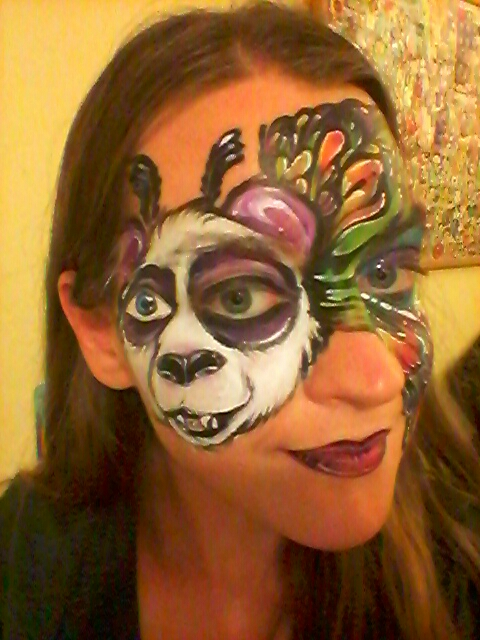 Silly Panda Fairy by ciphersilva