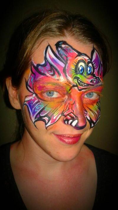 pterdacytl mask by ciphersilva