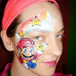 Mario stars by ciphersilva