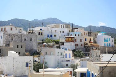 nisyros city by finesimulation