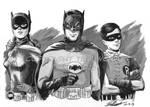 INKtober 2015 Day 4: Batman (1966)