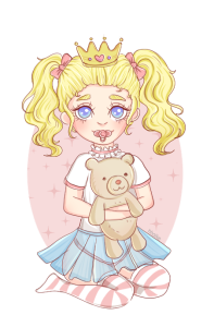 Pastelkittyprincess's Profile Picture