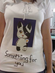 Something for you  {T-Shirt} by Snerbst