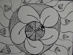 Flor de dimantes