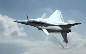 Dassault Rafale B by warag