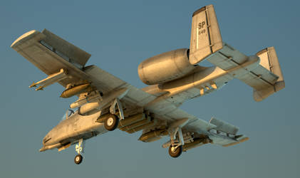 Thunderbolt - another view by warag