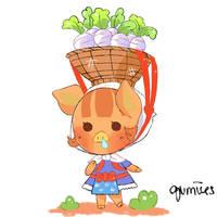 Daisy Mae by qumiies