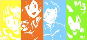 Mother 3- COLORS