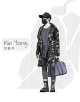Min Yoongi (2) by ShirubarT