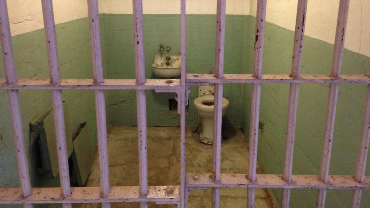 Alcatraz Cell by pauliesworld