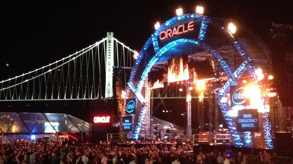 Oracle OpenWorld Appreciation Event by pauliesworld
