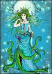 Cephalapod Princess by Metzpah