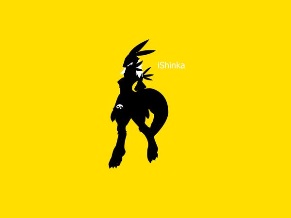 iShinka - Renamon by s1eight